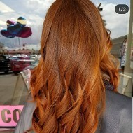 Wavy Red Hair | Personalized Haircut Styles in Northridge, CA
