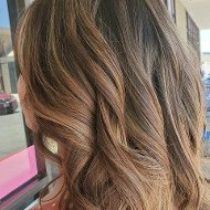 Brown Large Curls | Personalized Haircut Styles in Northridge, CA
